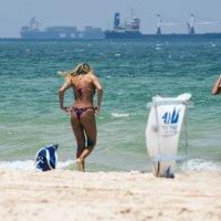 Ашдодский пляж ... :: Aleks Ben Israel
