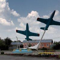 Памятник Военным Летчикам. Доброе. Липецкая область :: MILAV V