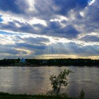 Нева в Отрадном :: Юрий Плеханов
