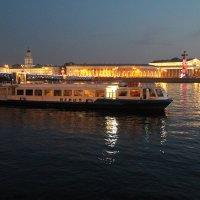 Огни ночного города :: Олег Денисов