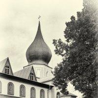 Воскресенская надвратная церковь. :: Андрий Майковский
