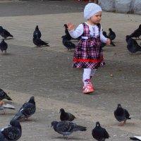 Любовь и голуби :: Светлана Беляева