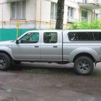 Серебристый лимузин :: Дмитрий Никитин