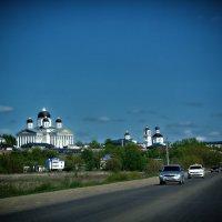 Въезд в город Арзамас. :: Алла Кочергина