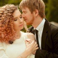 Катя и Дима :: Оксана ЛОбова