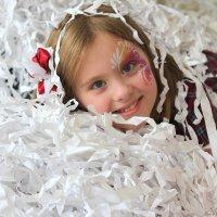 в бумажном снегу... :: Анна Шишалова