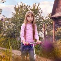 Детство в деревне :: Наталья Мячикова
