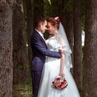 Евгения и Денис :: Anna Lesnikova