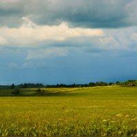 Переменная облачность... :: Юрий