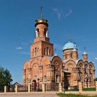 Храм. Пономаревка. Оренбургская область :: MILAV V