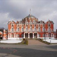 Петровский Путевой дворец 1776-1796 Moscow :: Анна Воробьева