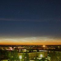 ночное небо . :: Николай Мальцев