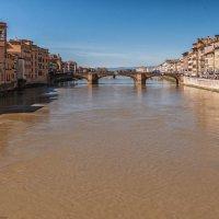 Флоренция. Река Арно. :: Надежда Лаптева