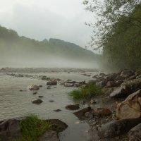Краснодарский край, г. Сочи, река Сочи :: Владислав Лопатов