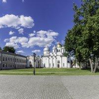 Великий Новгород. Софийский собор. :: Виктор Орехов