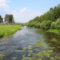 Река Ода. :: Оксана Н