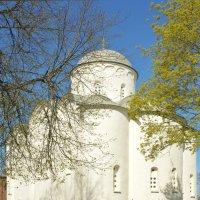 Каменная церковь Успения Пресвятой Богородицы (XII век) :: bajguz