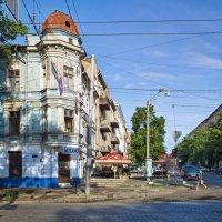 Просыпающийся город. :: Вахтанг Хантадзе