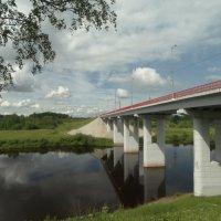 мосты величием красуюясь :: Михаил Жуковский