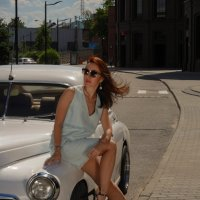 Однажды летом... :: Наталья Rosenwasser