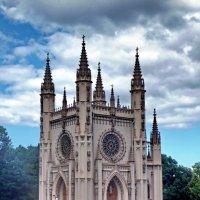 Церковь Александра Невского (Готическая капелла) :: Сергей