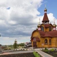 Храм святителя Митрофана, Самара :: Олег Манаенков