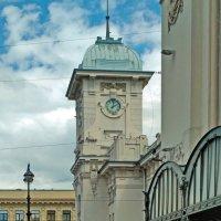 Витебский вокзал :: Олег Попков