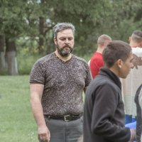 Тренер :: Sergey Polovnikov