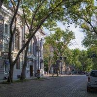 Просыпающийся город... Утро на Пушкинской. :: Вахтанг Хантадзе