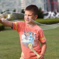 Пузыри :: Ольга Фефелова