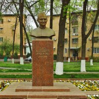 Памятник Лалу Бахадуру Шастри в Ташкенте :: Светлана