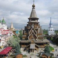 Церковь Святого Николая Чудотворца :: Дмитрий Никитин