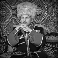Подъесаул :: Петр Заровнев