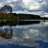 Осень в Зеркало глядится :: Vera Ostroumova