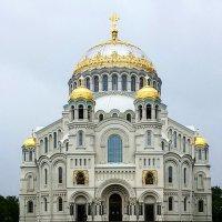 Морской собор.Кроншадт. :: Galina Belugina