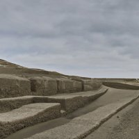 Перу. Пирамиды КАУАЧИ :: Svetlana Plasentsiia