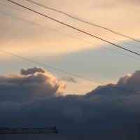 Облачная крепость :: Сергей Трусов