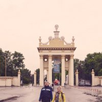 прогулка по Москве :: Юлия Ланина