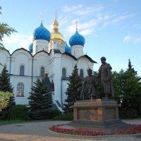 В Казанском Кремле :: Надежда