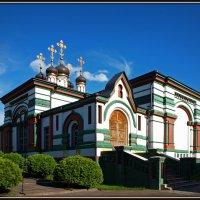 Храм святителя Иоанна Златоуста (1676-1687) :: Михаил Малец