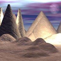 ***Долина пирамид*** :: Юлия Z
