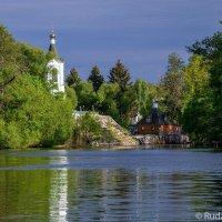 Иоанно-Предтеченский Трегуляев монастырь после грозы :: Сергей