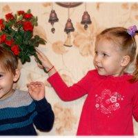 Будес знать как маиньких девотек обизать. :: Anatol Livtsov