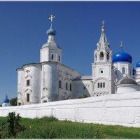 Под небом голубым... Боголюбово. Богородицкий собор. :: Николай Панов