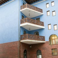 Балкончики :: Валерий Ткаченко