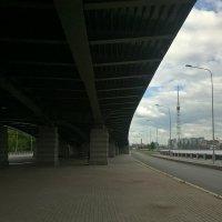 Мост инженерной конструкции... :: tipchik