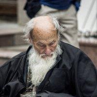 Люди Арбата....библейский мудрец- :: Юрий Яньков