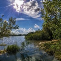 Лето. У реки. :: Vadim Piottukh