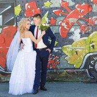 свадебная прогулка :: Александр Таннагашев