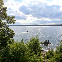 Озеро Чебаркуль. :: Дмитрий Петренко